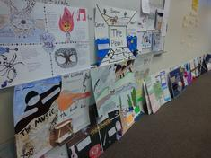 10th Graders Show Creativity with Steinbeck's